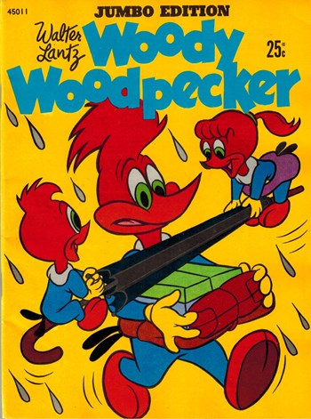 Walter Lantz Woody Woodpecker Giant Edition