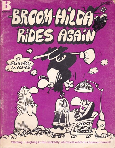 Broom-Hilda Rides Again (Beaumont, 1979?)  (1979)