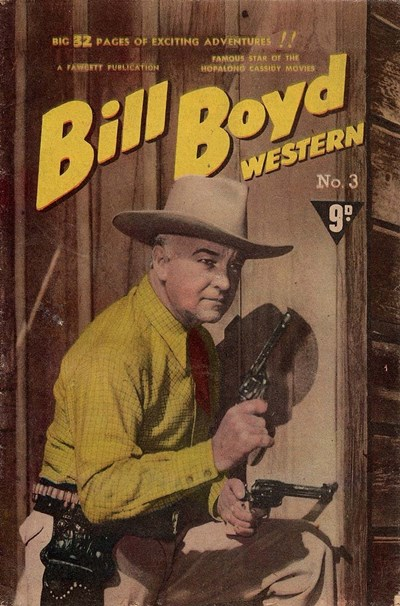 Bill Boyd Western (Cleland, 1955? series) #3 ([March 1955?])