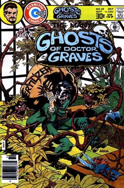 The Many Ghosts of Dr. Graves (Charlton, 1967 series) #59 (October 1976)