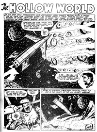 The Hollow World, Page 1—Planet Series 3 (Murray, 1980 series) #11  ([December 1980?])