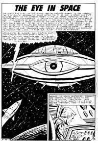The Eye in Space, Page 1—Planet Series 3 (Murray, 1980 series) #11  ([December 1980?])
