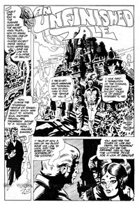 Planet Series 2 (Murray, 1979 series) #7 — An Unfinished Tale (page 1)