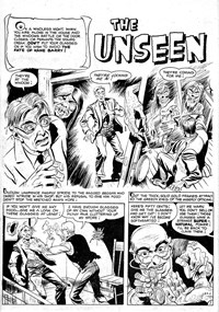 Planet Series 2 (Murray, 1979 series) #7 — The Unseen (page 1)