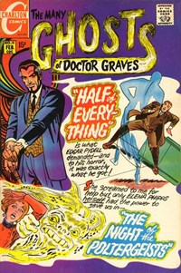 The Many Ghosts of Dr. Graves (Charlton, 1967 series) #18 — Untitled