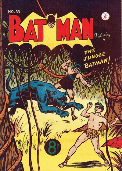 Batman (Colour Comics, 1950 series) #33 ([February 1953])