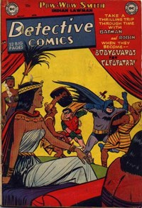 Detective Comics (DC, 1937 series) #167 (January 1951)