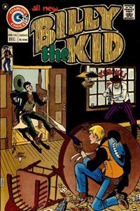 Billy the Kid (Charlton, 1957 series) #110 — Untitled