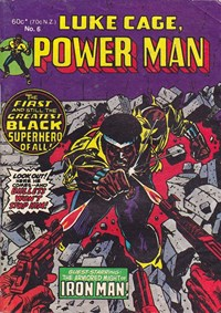 Luke Cage, Power Man (Yaffa/Page, 1977? series) #6