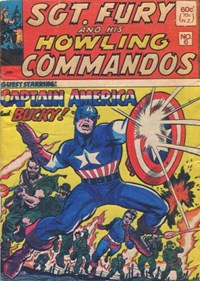 Page 1—Sgt. Fury and His Howling Commandos (Yaffa/Page, 197-? series) #6  ([1979?])
