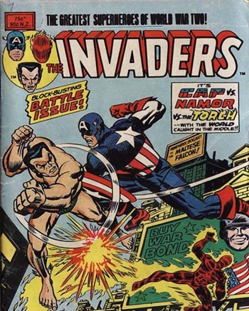 Block-Buster Battle Issue!—The Invaders (Yaffa, 1970s series)  ([1978??])
