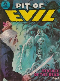 Pit of Evil (Gredown, 1975 series) #1