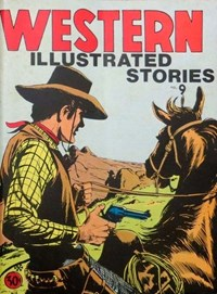 Western Illustrated Stories (Yaffa/Page, 1976? series) #9 — Untitled