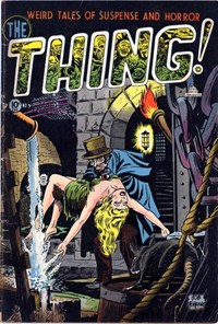 The Thing (Charlton, 1952 series) #9 (July 1953)