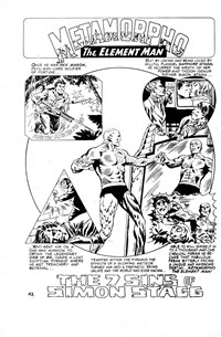Superman Presents World's Finest Comic Monthly (Colour Comics, 1965 series) #95 — The 7 Sins of Simon Stagg (page 1)