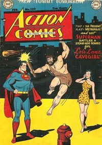 Action Comics (DC, 1938 series) #129 (February 1949)