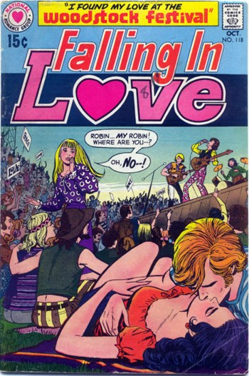 Falling in Love (DC, 1955 series) #118 (October 1970)