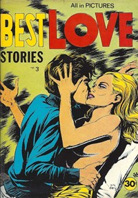 Best Love Stories (Yaffa/Page, 197-? series) #3 — Untitled