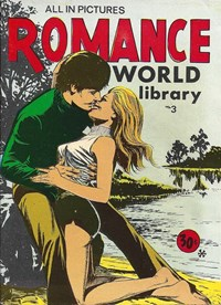 Romance World Library (Yaffa/Page, 1974? series) #3 — Untitled