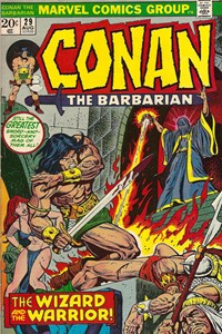 Conan the Barbarian (Marvel, 1970 series) #29 ([August 1973])