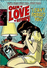 Our Love Story (Yaffa, 1980? series) #1 — I Can't Forget You!