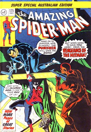 The Amazing Spider-Man (Yaffa/Page, 1977 series) #175 ([December 1977?])