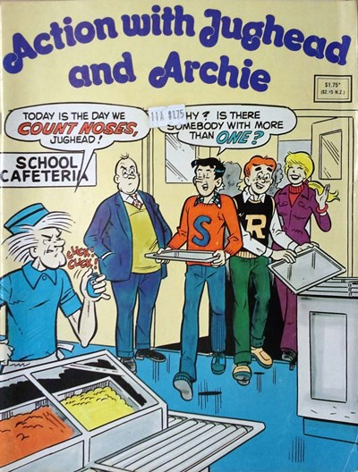 Action with Jughead and Archie (Yaffa, 1990?)  ([1990?])
