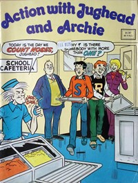 Action with Jughead and Archie (Yaffa, 1990?)  — Untitled