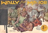 Wally and the Major [Herald] (Herald and Weekly Times, 1942? series) #18 (December 1959)