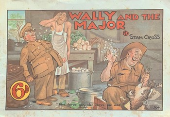 Wally and the Major
