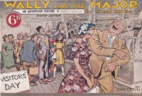 Wally and the Major [Advertiser] (Herald and Weekly Times, 1942 series) #8 ([December 1949])
