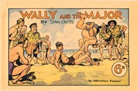 Wally and the Major [Advertiser] (Herald and Weekly Times, 1942 series) #4 (December 1945)