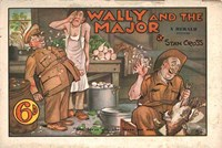 Wally and the Major [Herald] (Herald and Weekly Times, 1942? series) #2 ([December 1943?])