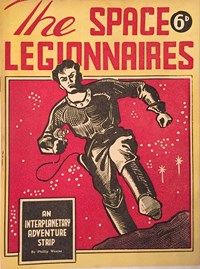 The Space Legionnaires (Hoffmann/Wearne, 1944?)
