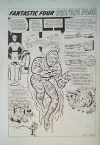 Fantastic Four (Yaffa/Page, 1977 series) #195 — Untitled (page 1)