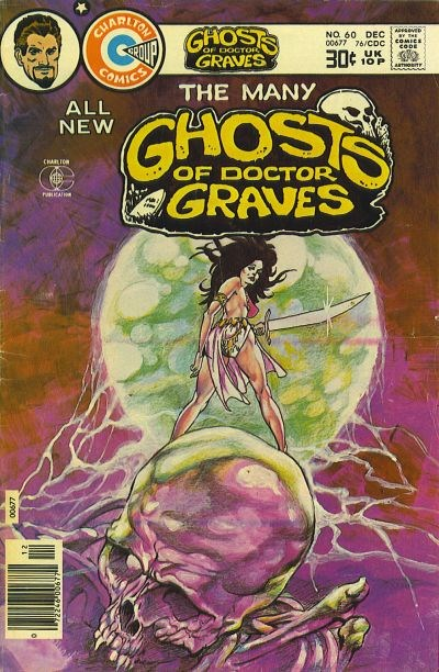 The Many Ghosts of Dr. Graves (Charlton, 1967 series) #60 (December 1976)