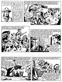 Ringo (Sport Magazine, 1967 series) #24 — Buffalo Bill (page 1)
