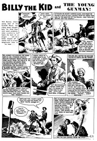 Ringo (Sport Magazine, 1967 series) #24 — The Young Gunman! (page 1)