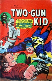 Two-Gun Kid (Yaffa/Page, 1979 series) #7