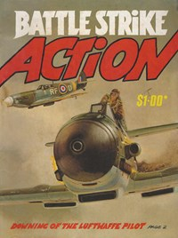 Battle Strike Action (Gredown, 1980?)  — Downing of the Luftwaffe Pilot