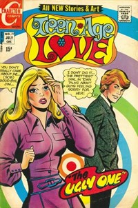 Teen-Age Love (Charlton, 1958 series) #77 (July 1971)