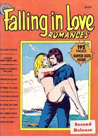 Falling in Love Romances (Murray, 1982?) #Second Release — No title recorded