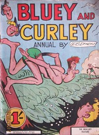Page 1—Bluey and Curley Annual (Herald, 1946? series)  ([1957?])