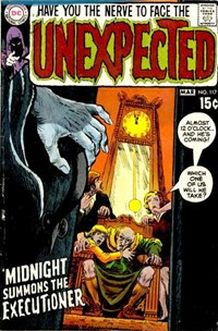 The Unexpected (DC, 1968 series) #117 (February-March 1970)