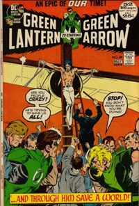Green Lantern (DC, 1960 series) #89 — ...And through Him Save a World!