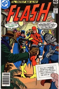 The Flash (DC, 1959 series) #275 — Zap!  You're Dead!