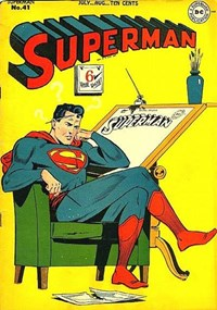 Superman (DC, 1939 series) #41 (July-August 1946)