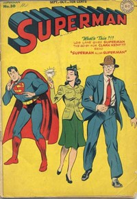 Superman (DC, 1939 series) #30 (September-October 1944)