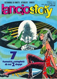 Lanciostory (Eura Editoriale, 1975 series) v4#13