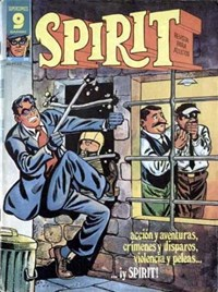 Spirit (Garbo, 1975 series) #20 — No title recorded (Cover)